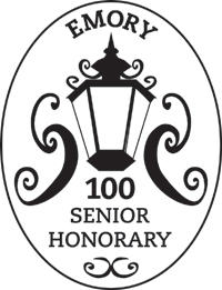 The SAB honors Emory's top seniors each year.