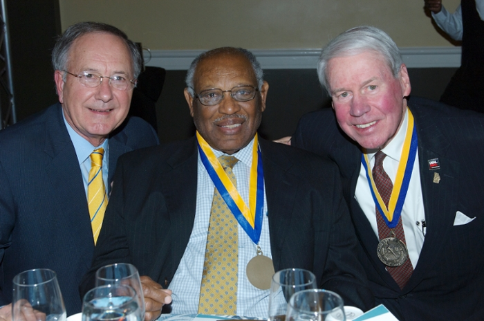 Emory Medal Ceremony 2010.