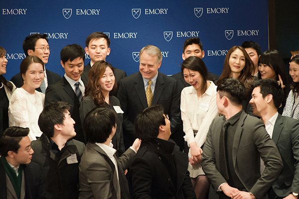 Korea Chapter of Emory Alumni