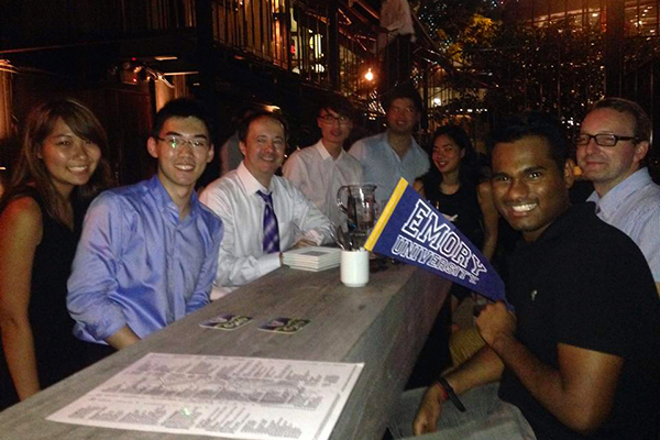 Singapore Chapter of Emory Alumni