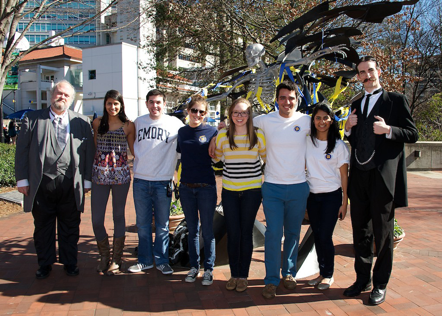 The SAB co-sponsors many programs designed to enrich a student's time at Emory.