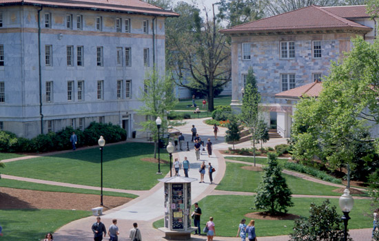 life on campus article