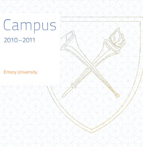 Emory Campus Yearbook 2010-2011